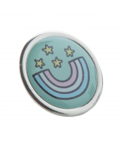 Read - metalowy pins AP757009