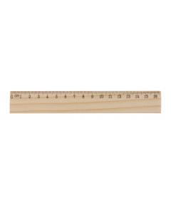 OneSix - linijka z drewna...